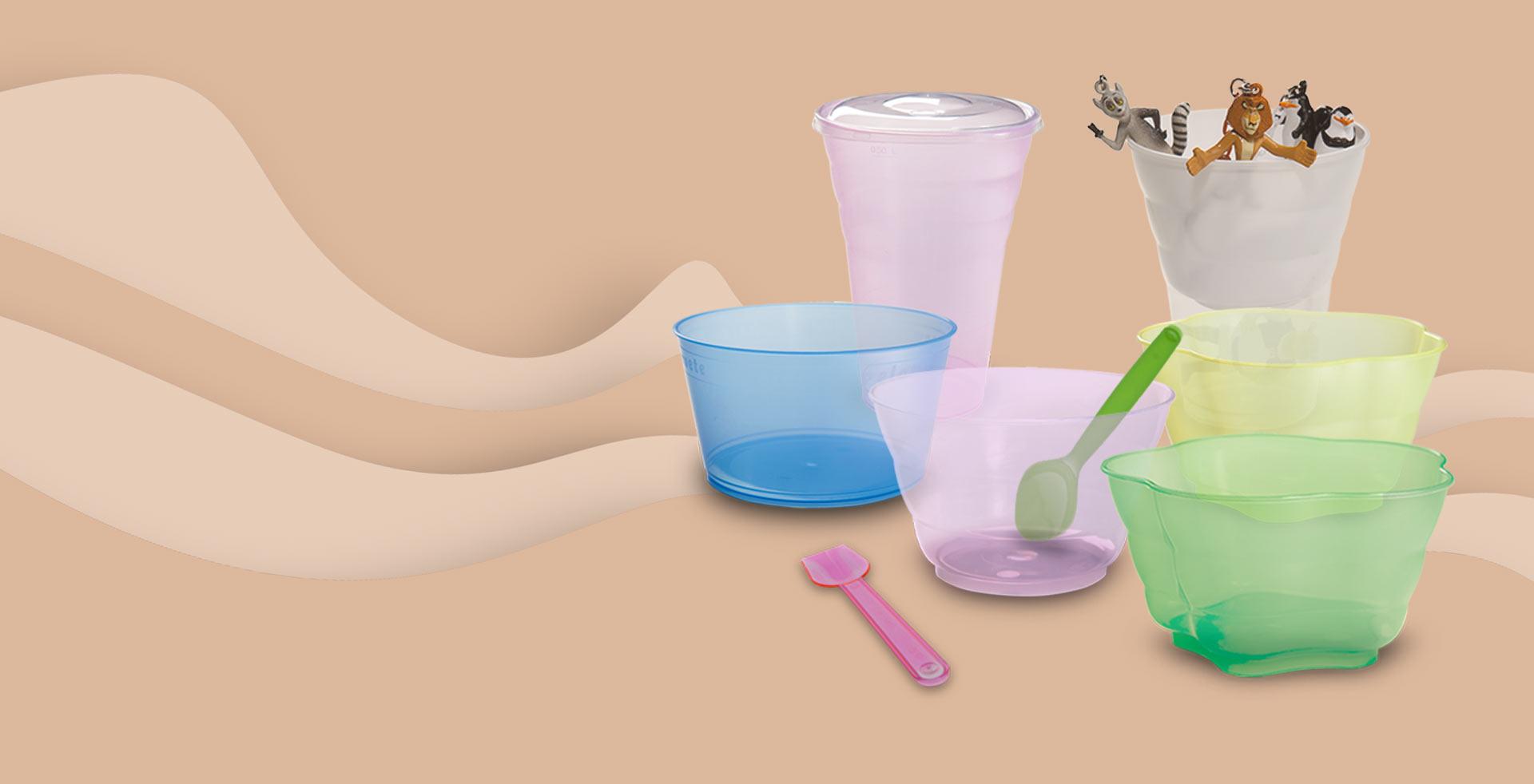Personalizza le tue coppette gelato
